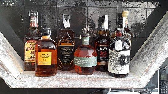 Sant Celoni, Hiszpania: Whisky