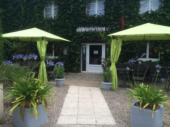 """Membrey, ฝรั่งเศส: Restaurant """"LE CACTUS"""""""