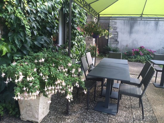 Membrey, ฝรั่งเศส: La Terrasse