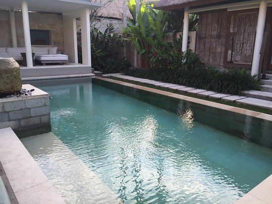 The Purist Villas and Spa: Timor Residence Villa Private Pool