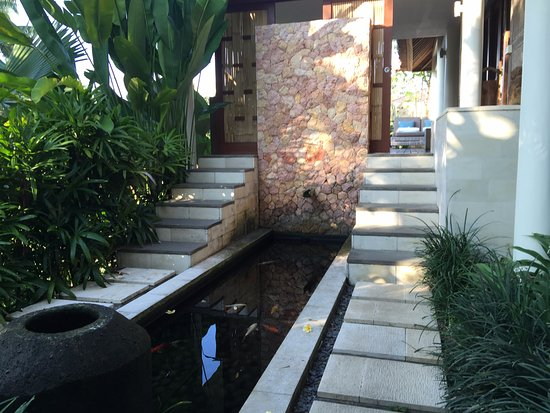 The Purist Villas and Spa: Timor Residence Villa Entrance
