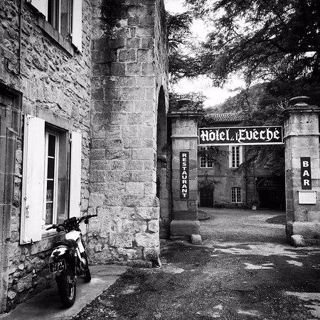 Foto de L'hostellerie de l'Eveche