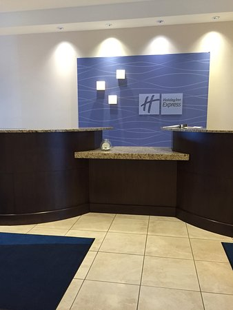 Richmond Hill, Canada : Holiday Inn Express Toronto - Markham