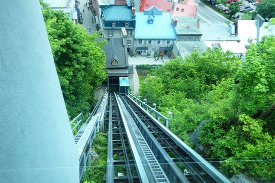 ‪Old Quebec Funicular‬