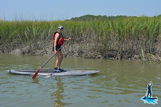 Fripp Island, SC: Learn to Paddle Board