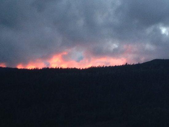 Keystone, CO : Mountain Sunset