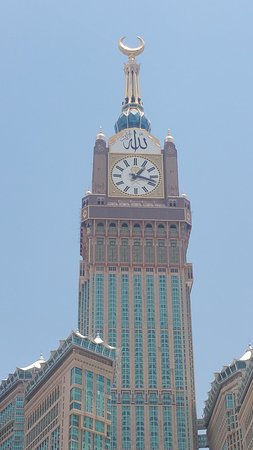 Zdjęcie Makkah Clock Royal Tower, A Fairmont Hotel