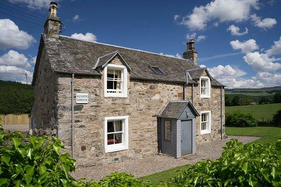 Dunkeld, UK: Balnamuir Farmhouse