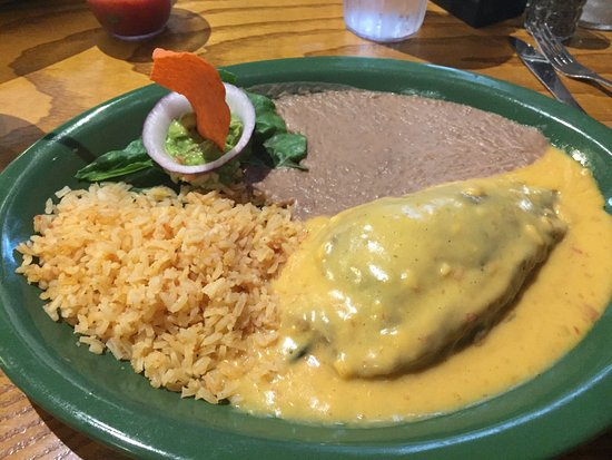 Weatherford, TX: Chili Rellenos