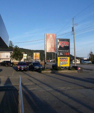 Schreiber, แคนาดา: The sign