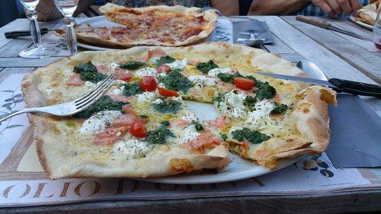 Oudenaarde, Belgique : Suggestie pizza