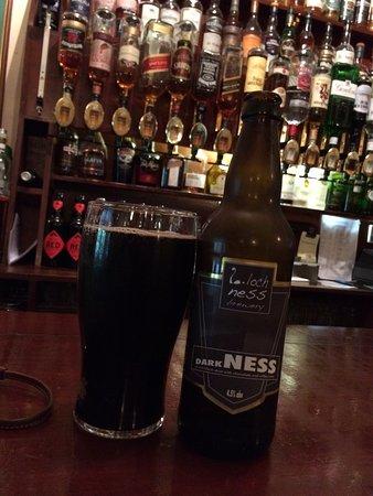 Tarbert, UK: Nice selection at Bar