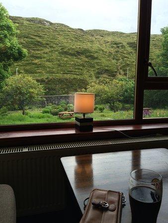 Tarbert, UK: Sitting Room in Hotel