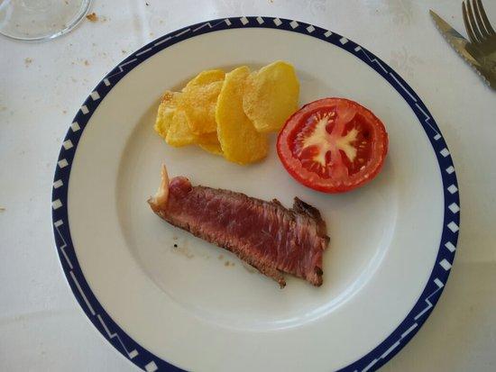Los Arenales, İspanya: Restaurante Asador Las Palomas