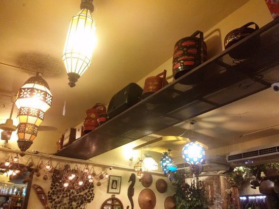 The Different Types Of Bakul Siah Tiered Baskets Perched On The