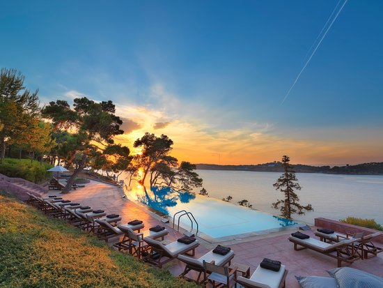 Arion, a Luxury Collection Resort & Spa: Arion Resort & Spa Infinity Pool