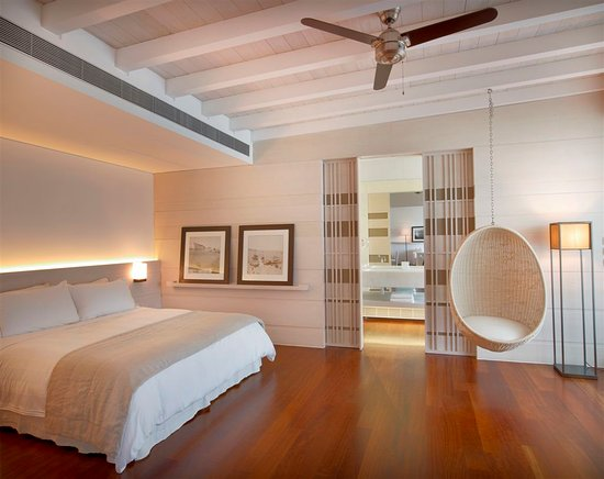 Arion, a Luxury Collection Resort & Spa: Arion Resort & Spa Bunglaow Suite Bedroom
