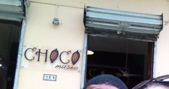 ChocoMuseo Santo Domingo : Entrata