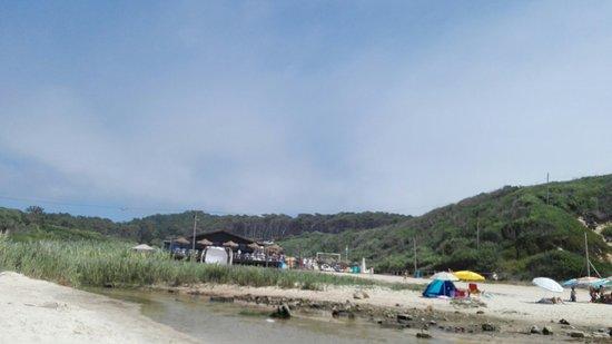 Marinha Grande, Portekiz: Visto da Praia