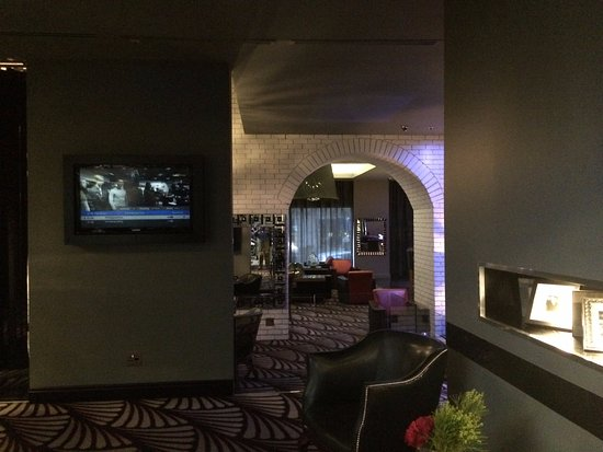 Protea Hotel Fire & Ice! by Marriott Johannesburg Melrose Arch: Lounge area