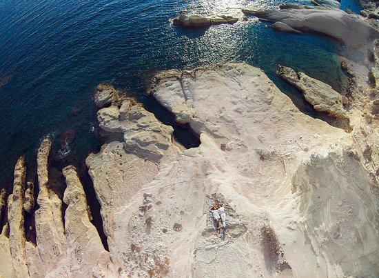 Pyramos Hotel: Sea Caves