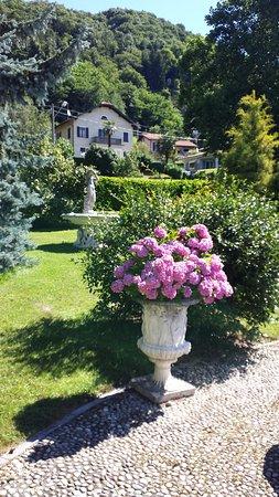 Armeno, إيطاليا: giardino