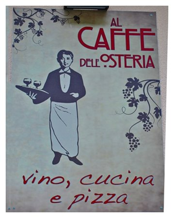 Pella, Italia: Al Caffè dell Osteria