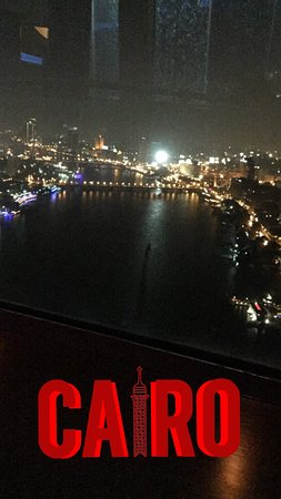 Grand Nile Tower : view from floor 41