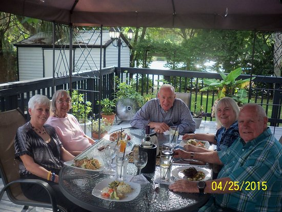 Inverness, FL: Our last and favorite memory of my Aunt