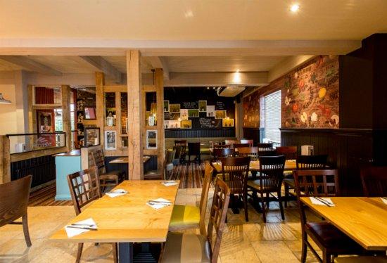 Stevenage, UK: Restaurant 2