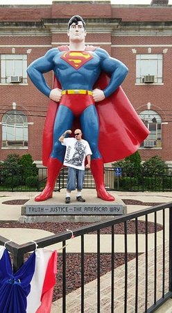 Metropolis, IL: Superman
