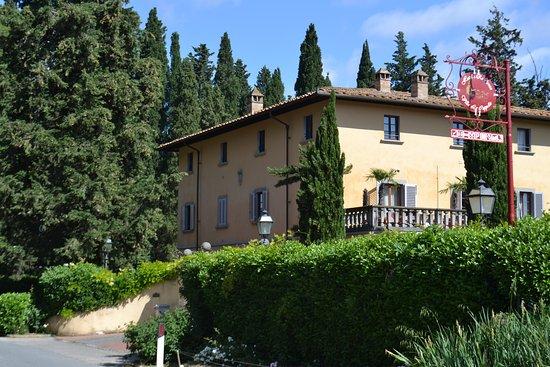 Montespertoli, Italia: Hotel - Residence Villa La Cappella