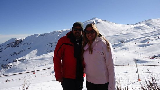 Valle Nevado, Cile: Viagem Romantica!!! Foi maravilhosa!!!