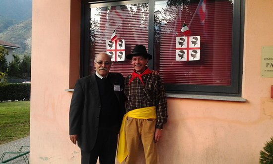 Oulx, Italy: Il Sardo ..Il Piemontese