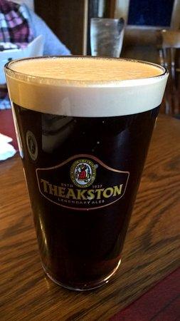 Malham, UK: A great pint