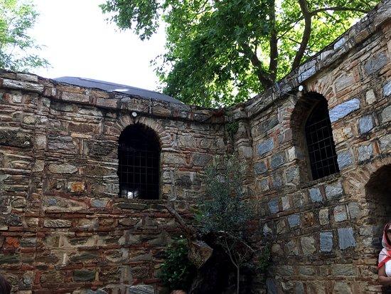 Meryemana (The Virgin Mary's House): The Two-room House