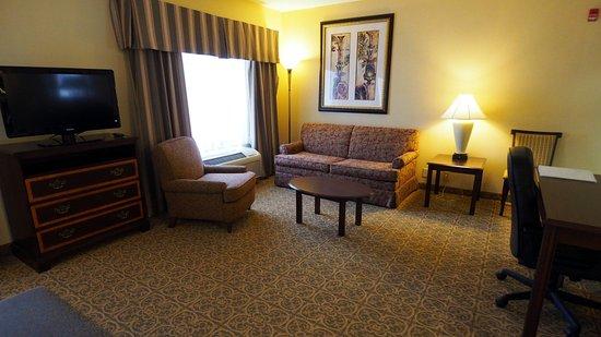 Pikeville, Кентукки: Room 401; Livinig Room