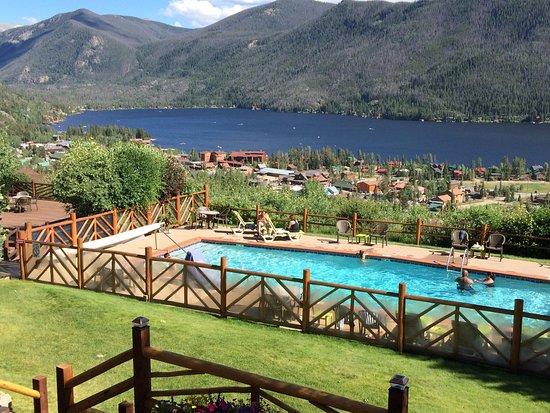 Grand Lake Lodge: Always a fun stop