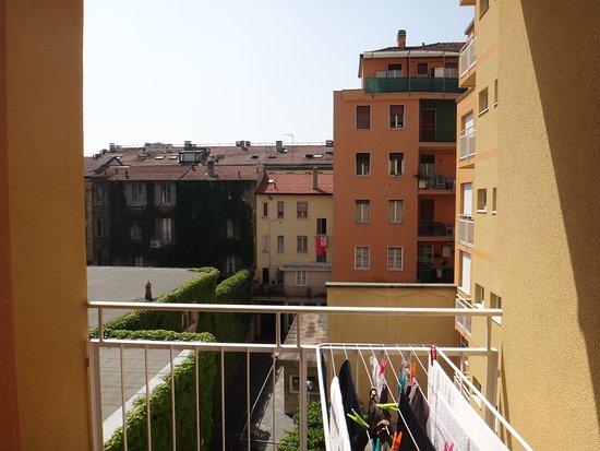 Residence Giusti 6 : Вид из окна номера
