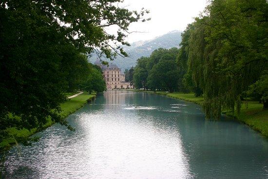 Vizille, France : Le château de Lesdiguières