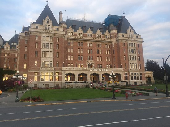 The Fairmont Empress : You are beautiful