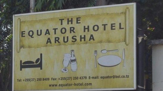 The Equator Hotel: 20160720_095030_large.jpg