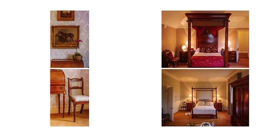 Waterford Castle Hotel & Golf Resort: Wedgewood Suite