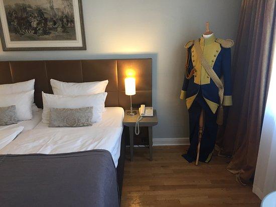 Hotel Classico: Napoleon-værelset