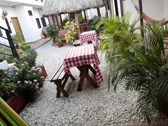 Hotel Ocean Taganga Internacional: IMG_20160724_070031_large.jpg