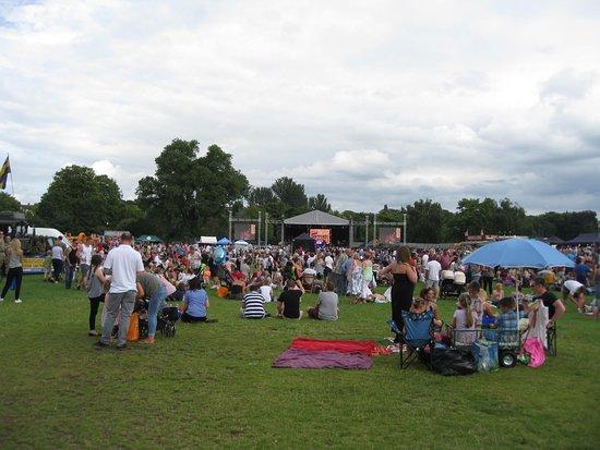 The Dartford Festival 2016 in Central Park