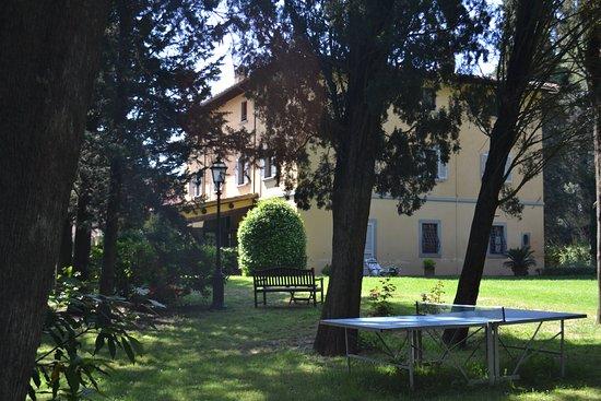 Montespertoli, Italia: Garden