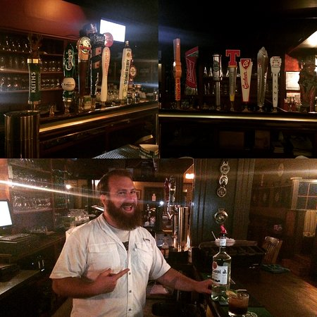 Brockville, Canadá: One of our bartenders