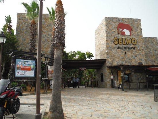Selwo Aventura: Paikallinen Jurasic Park?
