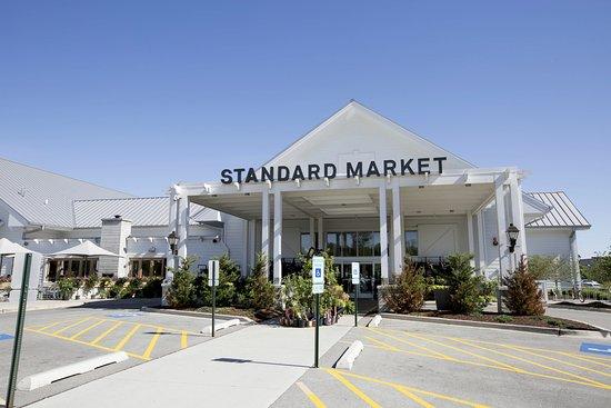 Standard Market Grill is inside Standard Market Westmont, IL